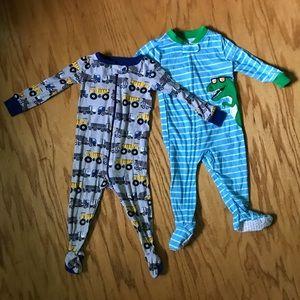 Baby Pajamas 💚💙